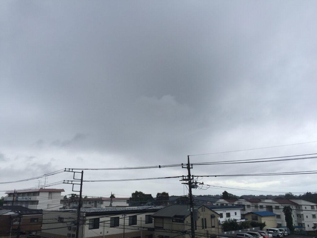 10月12日(土)、13日(日)台風のため、全クラスおやすみとなります!